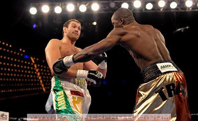 BOXING 2013 - Tyson Fury vs. Steve Cunningham