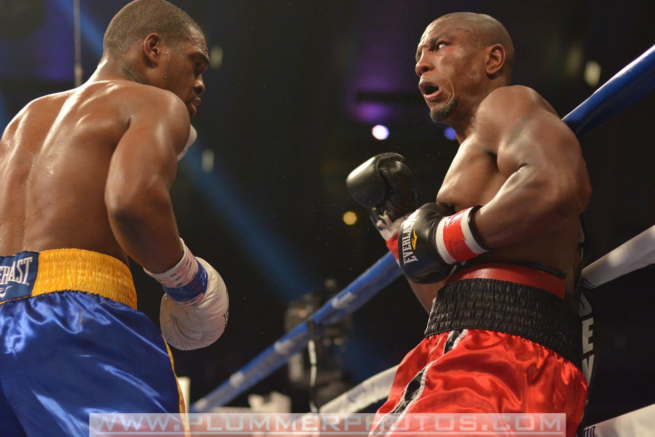BOXING 2013 - Thomas Williams, Jr. vs. Otis Griffin