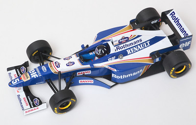 1996 Hill FW18 WDC Edition