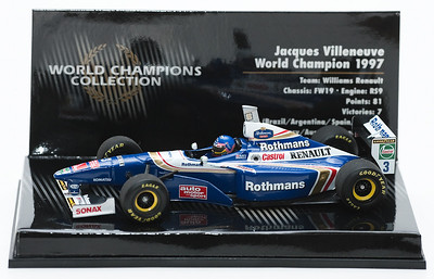 1/43 Formula 1 World Champions Collection