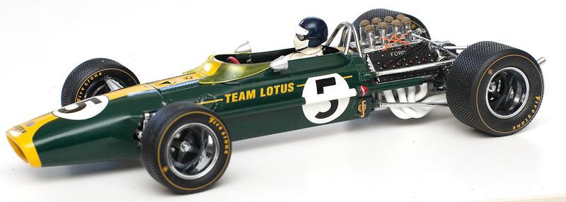 1967 #5 Lotus Ford 49 Jim Clark Dutch GP GPC97001 SOLD 8/31/12