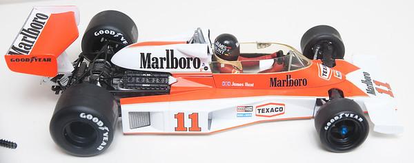 1976 #11 Mclaren Ford M23 James Hunt SOLD