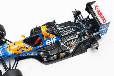 1992 #5 Williams Renault FW14B Nigel Mansell GPC97111 (Race Livery) SOLD