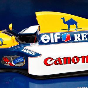 1993 #0 Williams Renault FW15 Damon Hill SOLD 8/30