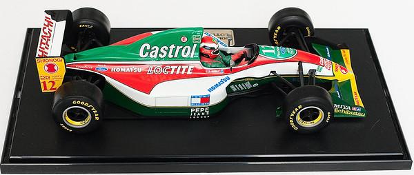 1993 #12 Lotus Ford 107B Johnny Herbert SOLD 8/28/12