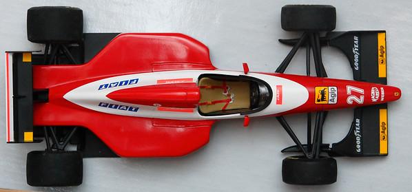 1993 #27 Jean Alesi Ferrari F93A