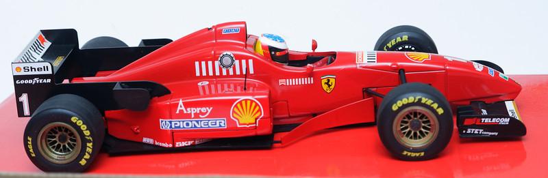 1996 #1 Ferrari F310 Michael Schumacher SOLD 1/14/14