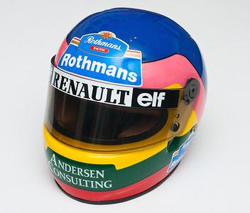 1996 Jacques Villeneuve w/ Rothmans SOLD
