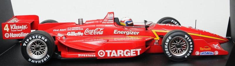 1997 #4 Alex Zanardi Target Reynard SOLD 9/1/13