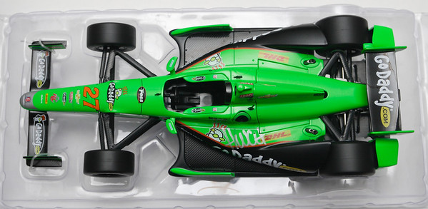 2013 #27 James Hinchcliffe SIGNED SOLD