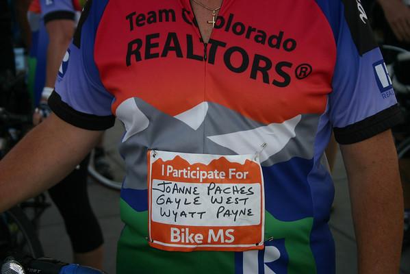 Bike MS Colorado 2012