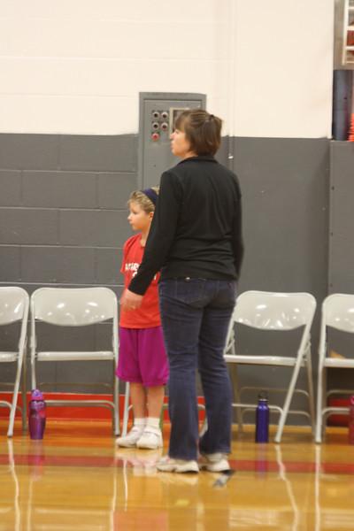 Liberty Elementary 3rd grade girls basketball