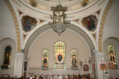 Cathedral Interior North