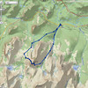 Garmin InReach track point map