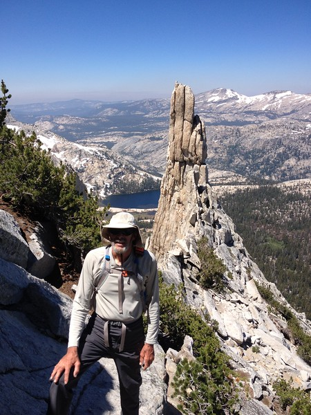 Bob Pickering, Eichorn Pinnacle, Cathedral Lake