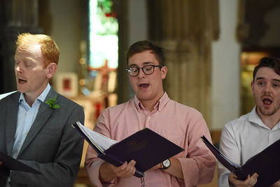 Cathedral Scholars Concert 2018