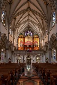 St. Joseph's Cathedral - Buffalo, NY