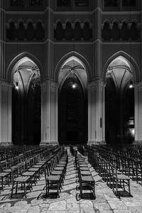 Chartres Cathedral Nave Bays