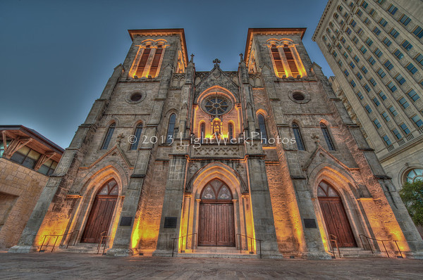 San Fernando Cathedral - HDR