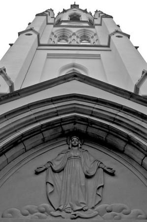 Cathedral of St. John the Baptist Savannah, Ga.