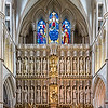 Southwark Cathedral, London
