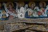 Amiens Cathedral Choirscreen Saint-Fermin's Hand