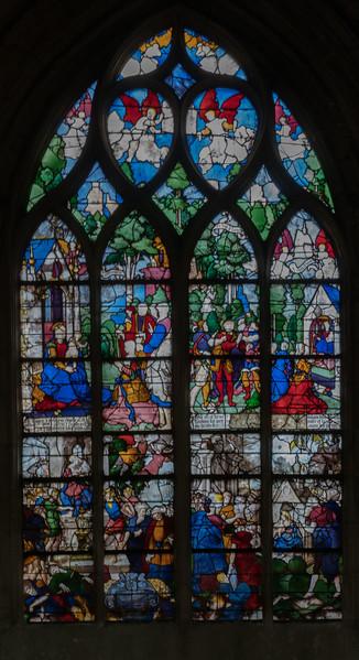 Beauvaix, Saint-Etienne Church -. The Legend of La Santa Casa