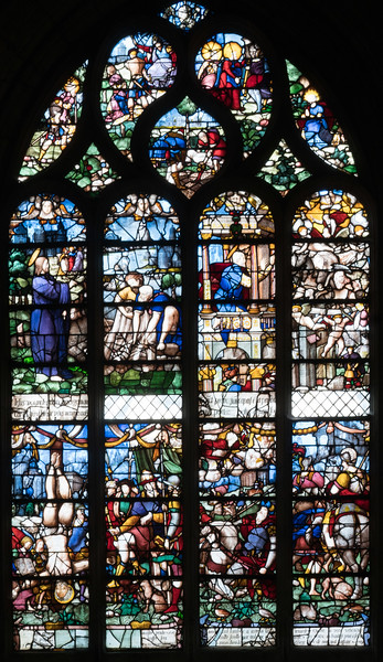 Beauvais, Saint-Etienne Church, The Life of Saint Peter and he Conversion of Saint Paul