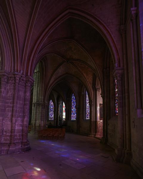 Bourges, Saint Stephen Cathedral Ambulatory