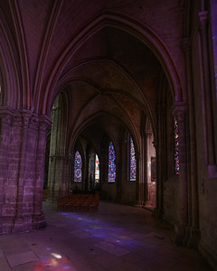 Bourges, Saint Stephen Cathedral Ambulatory