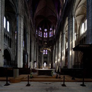 Bourges Cathedral Choir