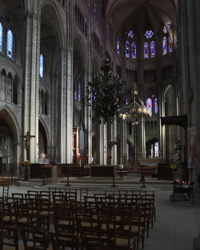 Bourges, Saint Stephen Cathedral Choir