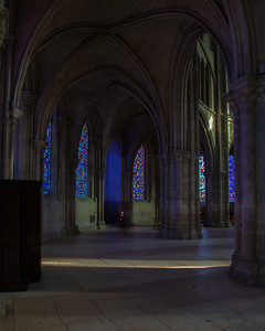 Bourges, Saint Stephen Cathedral Ambulatory  Aisles