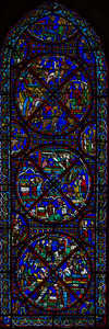 Bourges Cathedral Saint-Stephen Window