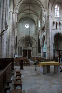 Braine Abbey Nave Remains (12C).