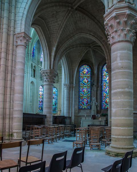 Braine, Saint-Yved Abbey Side Chapel