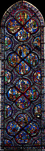 Chartres Cathedral, The Story of Saint-Nicholas