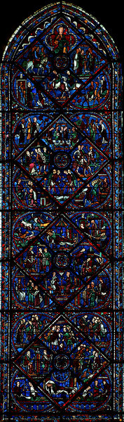 Chartres Cathedral - The Story of Joseph