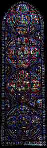 Chartres Cathedral, The Miracles of Notre-Dame
