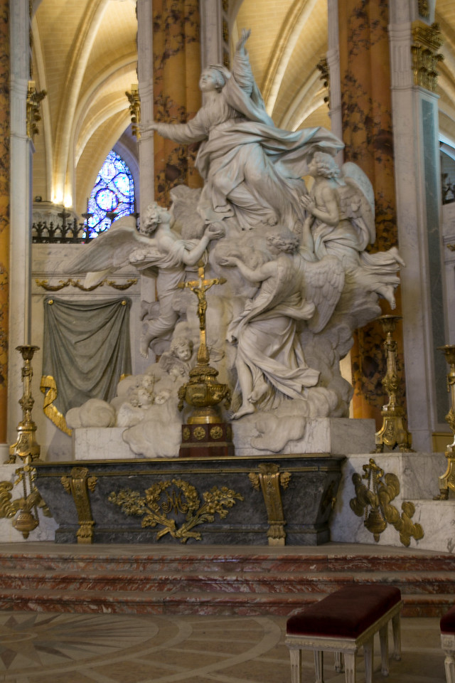 Chartres Cathedral Altar Glorieux