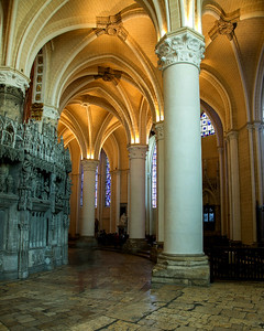 Chartres Cathedral Ambulatory