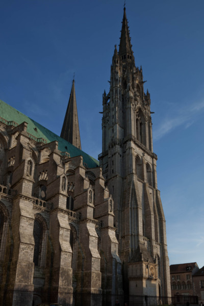 Chartres Cathedral North Tower