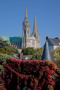 Chartres, Notre-Dame Cathedral