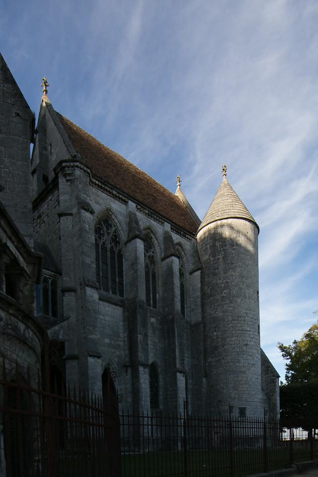 Chartres Cathedral Saint-Piat's Chapel