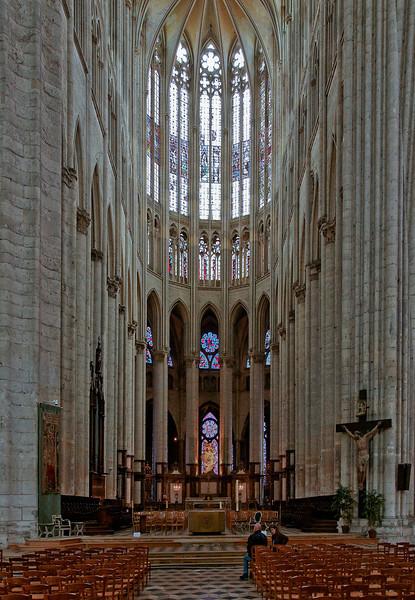 Beauvais, Saint Peter Cathedral Choir