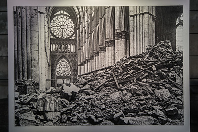 Reims, Notre-Dame Cathedral World War I Destruction