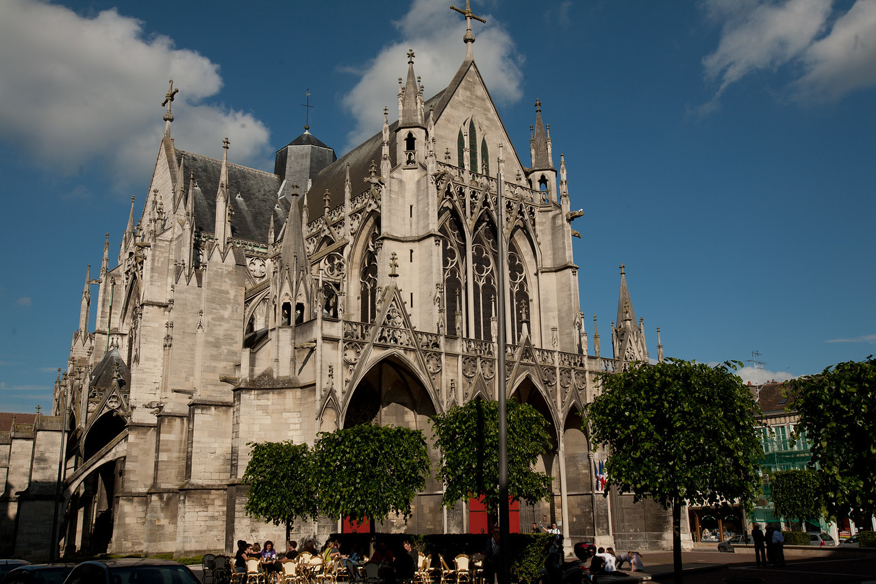 Troyes, Saint-Urbain Basilica