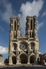 Laon Cathedral West Facade