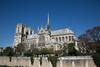 Paris - Notre-Dame - Choir & Transept Elevations