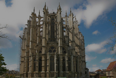 Beauvais, Saint Peter Cathedral Chevet